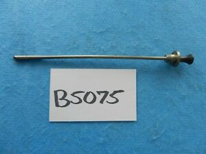 Olympus Surgical 24fr 10 1 2in 26 7cm Obturator A22081a
