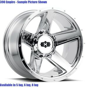 4 New 20 Wheels Rims For Chevy Silverado 2500 Hd Lt Ltz Wt 23070