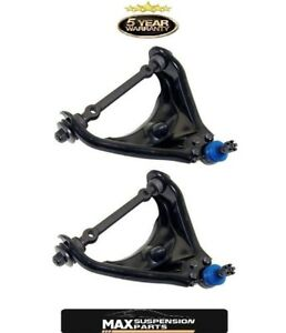Suspension 2 Upper Control Arms Right Left 1997 1999 Dodge Durango Dakota Rwd