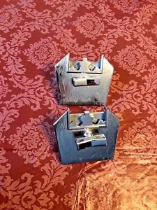 Lot Of 2 Northwestern 50 Cent Coin Mechs 2 Inch Super 80 New Toy Vending