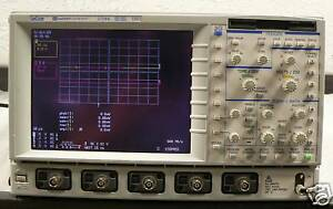 Lecroy Waverunner Lt344l 500 Mhz Dso Oscilloscope Price Reduced