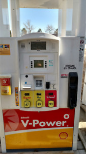 Gilbarco Encore 500s Gasoline Dispensers Just Removed From Service epp