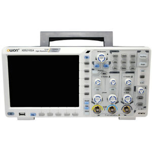 Owon Xds2102a 100mhz 12 Bits Adc Decode 20m High Resolution Digital Oscilloscope