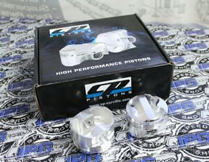 Cp Pistons For 2006 2011 Honda Civic Si K20z3 86mm Bore 11 5 1 Comp Sc7140