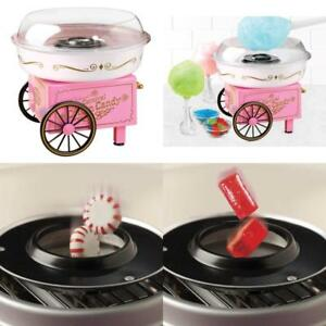 Nostalgia Electrics Pcm305 Vintage Collection Hard And Sugar Free Cotton Candy M