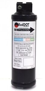 New Red Dot A c Receiver Drier For Freightliner 088539 00 Part 74r3126
