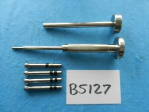 Zimmer Surgical Orthopedic Extractor Instruments