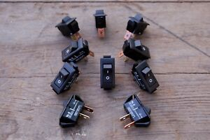 Arrow England Rocker Switches Model 150011e014 A lot Of 10 90 Available Lots