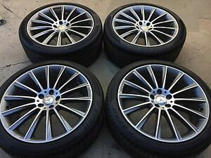 20 New Amg Oem Sl S550 S65 S63 Cls S560 Model Mercedes Rims Wheels