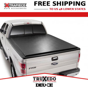 Truxedo Deuce Tonneau Cover 2in1 Fit 15 18 Ford F 150 8 Bed