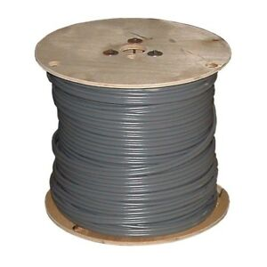 500 Ft Roll 10 2 Awg Gauge Outdoor Burial Electrical Feeder Copper Wire Cable
