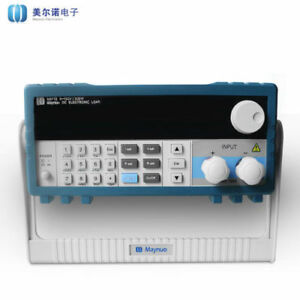 New Programmable Dc Electronic Load M9712 0 30a 0 150v 300w