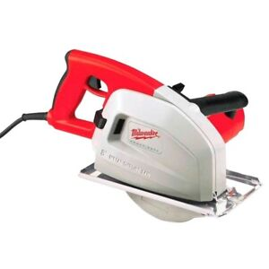 New Metal Cutting Circular Saw Milwaukee 637020 Drycut Contractor Portable Blade