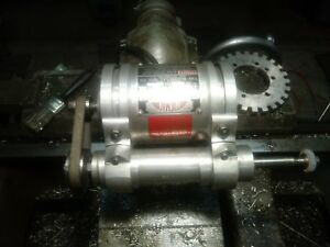 The Mac Universal Tool Post Grinder Id Od Grinding Milling Attachment Included