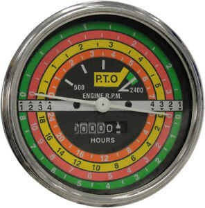 84212504 Tachometer For International 706 806 1206 Tractors