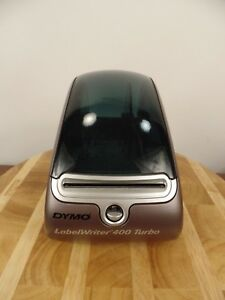 Dymo Labelwriter 400 Thermal Label Printer No Ac Adapter Tested