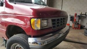 90 91 92 93 Ford F150 Engine 5 8l Vin H 8th Digit 8 351w 71660local Pick Up Only
