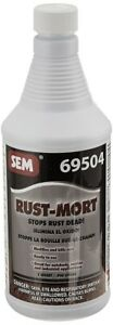 Sem 69504 Rust Mort Green 1 Quart