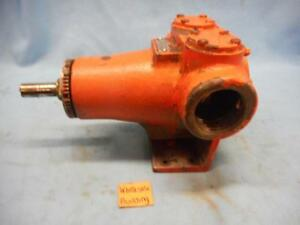 Viking Houdaille Pump Av426as 2 1 2 Threaded Ports