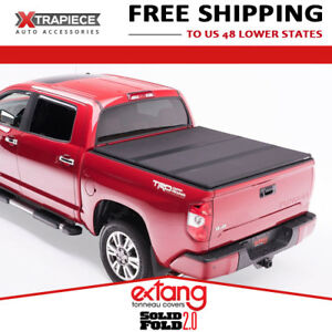 Extang Solid Fold 2 0 Tonneau Cover Fit 05 15 Toyota Tacoma 5 Bed
