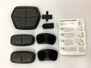 OPS-CORE FAST HELMET  OCC-DIAL LINER KIT W PICATINNY AND WING-LOCKER ADAPTER