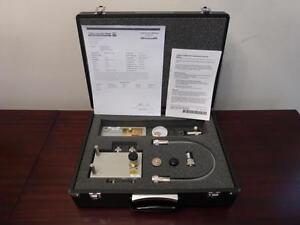 Agilent Hp 43961a Rf Impedance Test Kit With Case And Fresh Calibration