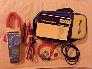 Fluke 376 True Rms Clamp Meter With Accessories 29720894ws
