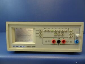 Huntron Tracker 2700 Component Tester Circuit Analyzer
