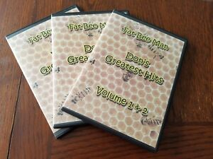 Fat Bee Man Dvd Set Bees Beekeeping