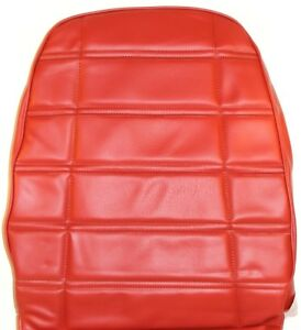 1969 Plymouth Road Runner Satellite Gtx Bucket Rear Seat Covers Pui
