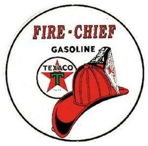 Texaco Fire Chief Gas 12 Vintage Style Metal Signs Man Cave Garage Decor 69 Ss