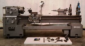 Summit Super 20 Lathe 19 4 Swing Over Bed 19 Swing Over Cross Slide10 3 4