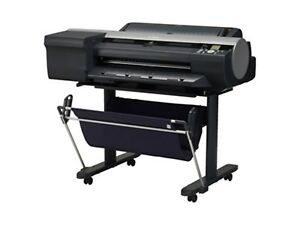 Canon Imageprograf Ipf6400 Color Inkjet Large Format Printer Graphic Art