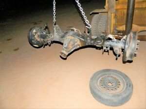 1996 1997 1998 1999 2000 2001 2002 Toyota 4runner Rear Differential Axle W o Abs
