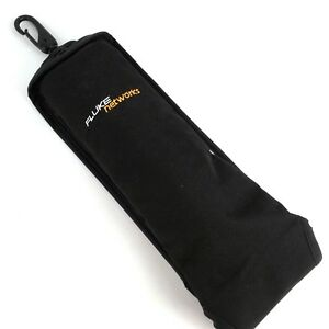Fluke Networks Soft Carrying Case With Belt Clip For Ts100 Ts90 Test Set