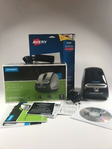 Dymo Labelwriter 450 Rw Label Thermal Printer For Pc Mac Complete In Box