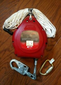 Miller Mp30g z7 30ft Falcon Self retracting Lifeline Slightly Used