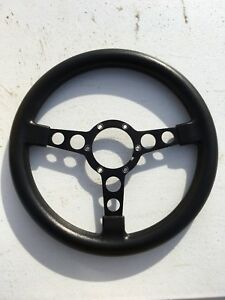 1969 1981 Pontiac Firebird Trans Am Gto Early Thick Grip Steering Wheel New