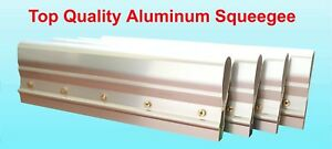 1 Pc Of 12 13 14 15 And 16 Silkscreen Printing Aluminum Squeegee Handle