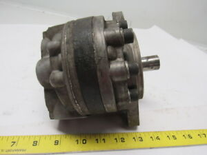 Webster 409 151kb1asx rg92 Hydraulic Gear Pump 1 Npt Ports 7 8 Shaft