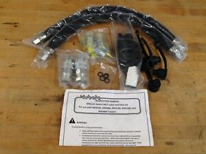 Kubota Mx5151 Detent Mv3 Valve And Hose Kit Mx4700 And Mx5100