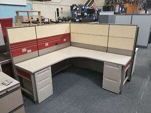 Herman Miller 57 Tall 6x6 Cubicle local Pickup Only