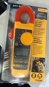Fluke 324 Plus Professional Ac dc Clamp Meter 772345