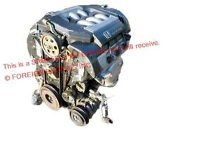 2000 2001 2002 Honda Accord 3 0l V6 Replacement Engine For J30a1