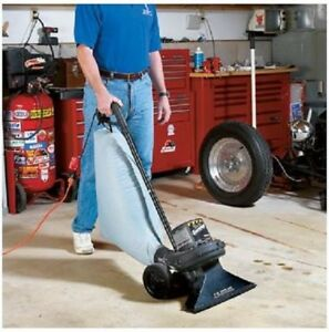 Commercial Vacuum Cleaner Industrial Upright Outdoor Workshop Garage W 50 Cord