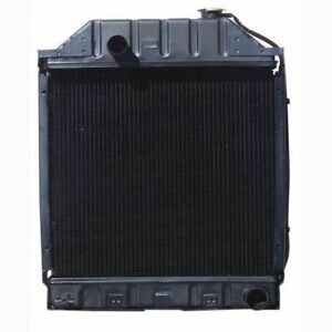 New Radiator For Ford Tractors 2000 2100 2300 2600 2810 2910 3000 4000