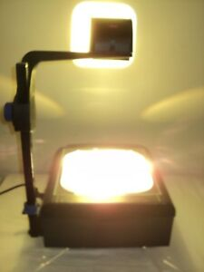 3m Model 1800 Bj1 Overhead Projector Used With Bulb 02