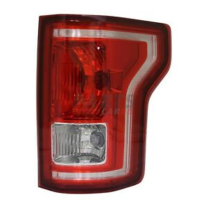 New Tail Light Assembly Right Side Fits 2015 2017 Ford F 150 Fl3z13404a Capa
