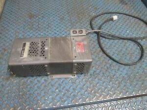 Sola Constant Voltage Transformer 23 25 210 6d 1000va 60hz Used