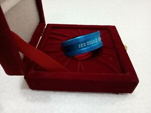 New Ophthalmology Double Aspheric Lens 20 D Blue Color Best Supplier Worldwide